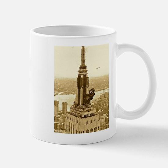 King Kong: Empire State Building Mugs