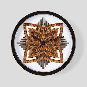Art Deco Brooch Wall Clock