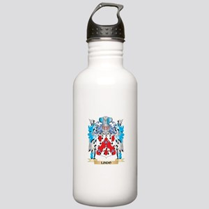 Lindo Coat of Arms - F Stainless Water Bottle 1.0L