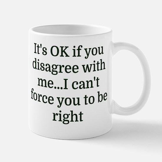 Funny Ok Mug
