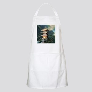 Asian Temple Apron