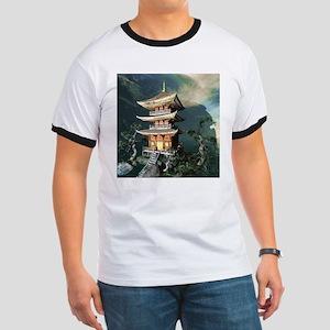Asian Temple T-Shirt