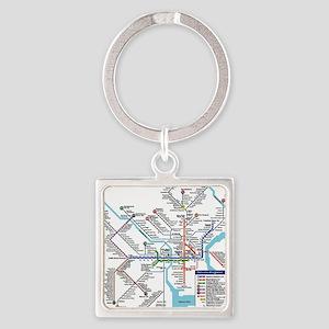 Pennsylvania Public Transportation Trans Keychains