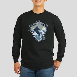 Arapahoe Basin Long Sleeve Dark T-Shirt