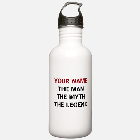 LEGEND - Your Name Water Bottle