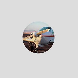Aircraft at Page, Arizona, USA 12 Mini Button
