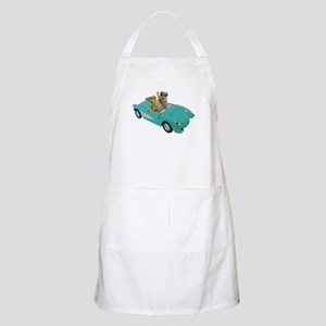 Squirrels Car Apron