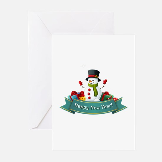 Happy New Year! Greeting Cards (Pk of 20)