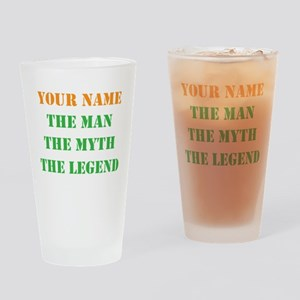 LEGEND - Your Name Drinking Glass