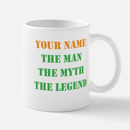 LEGEND - Your Name Mugs