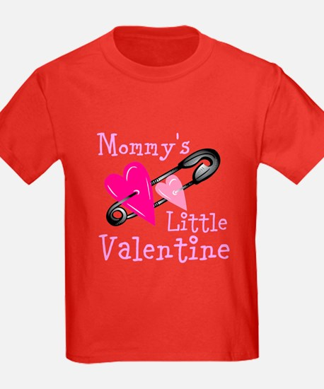 Mommy's Little Valentine T