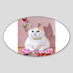 SashimiSweetie8x10 Sticker