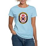 USS FITZGERALD Women's Light T-Shirt