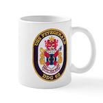 USS FITZGERALD Mug