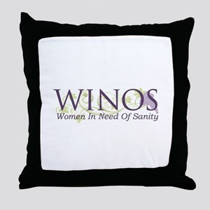 WINOS Throw Pillow
