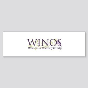 WINOS Sticker (Bumper)