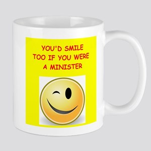 minister Mugs