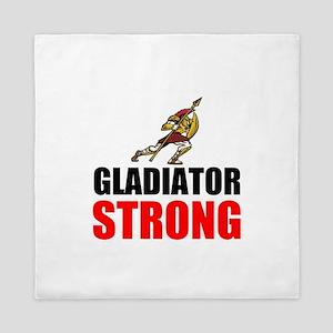 Gladiator Strong Queen Duvet