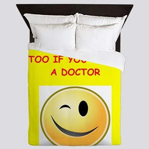 doctor Queen Duvet