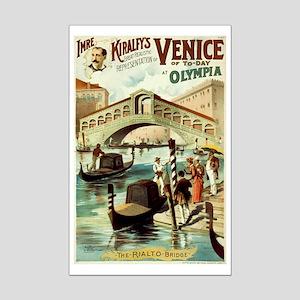 VENICE poster 11x17