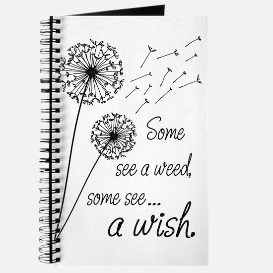 Dandelion Journal