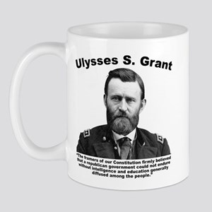 Grant: Education Mug