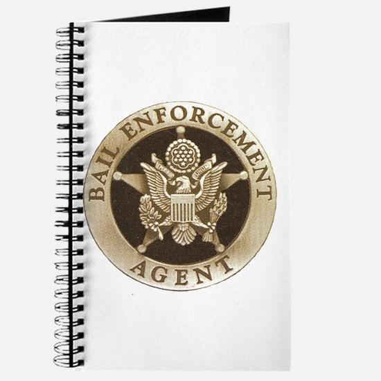 Bail Enforcement Agent Journal