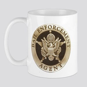 Bail Enforcement Agent Mug