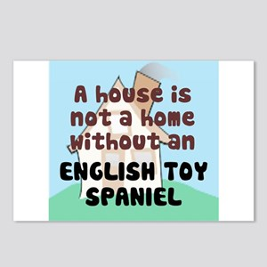 Toy Home Postcards (Package of 8)