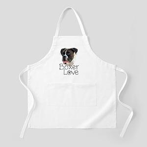 Boxer Love Apron