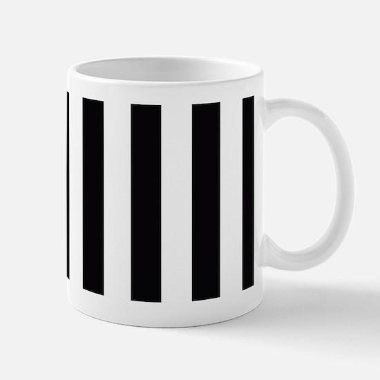 A Stripe of Yellow Mugs