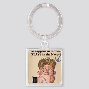 In the Navy Keychains