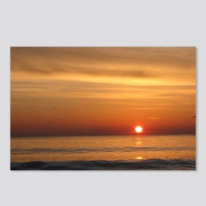 Glorious Jersey Shore Sun Postcards (Package of 8)