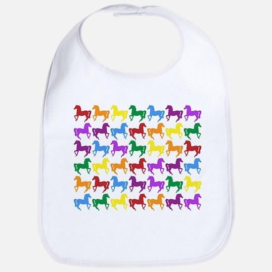Horses Bib