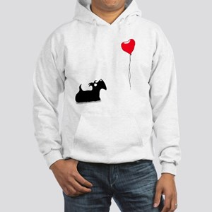 Scottie Dog Hooded Sweatshirt