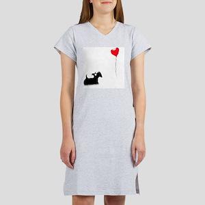 Scottie Dog Women's Nightshirt