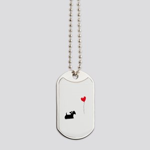 Scottie Dog Dog Tags