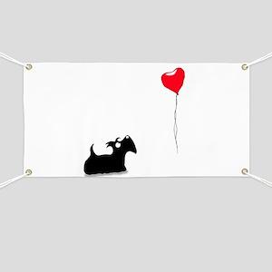Scottie Dog Banner