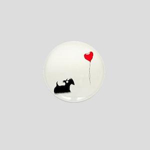 Scottie Dog Mini Button (100 pack)