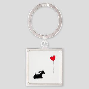 Scottie Dog Keychains