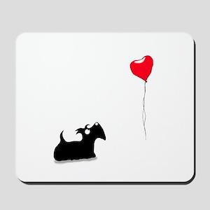 Scottie Dog Mousepad