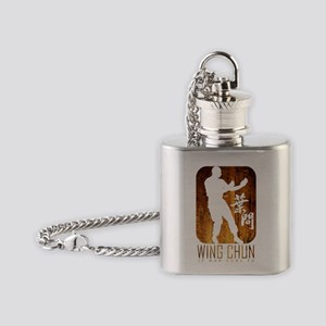 Wing Chun - Ip Man Kung Fu Flask Necklace