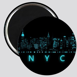Digital Cityscape: New York City, New York Magnet