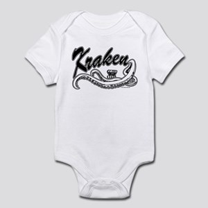 Kraken @ eShirtLabs.Com Infant Bodysuit