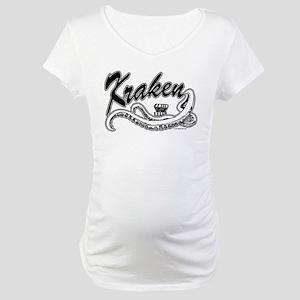 Kraken @ eShirtLabs.Com Maternity T-Shirt
