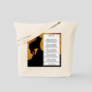 Whisper's Howl Tote Bag