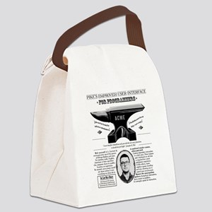 AcmePike Canvas Lunch Bag