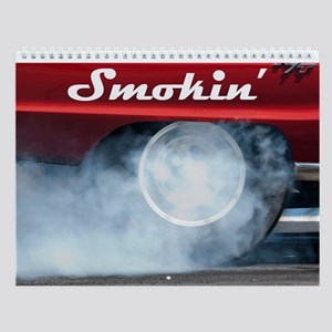 Smokin' Wall Calendar