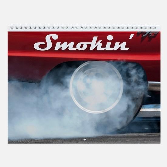 Smokin' Wall Calendar
