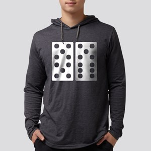 21 Dominoes Long Sleeve T-Shirt
